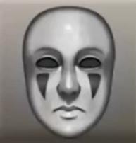 Mascara de El @rtista.