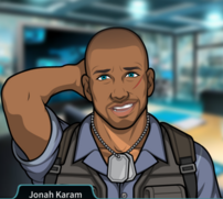 Jonah avergonzado 5
