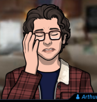 Arthur en El Incidente Rosenthal