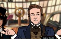 Arthur desorientado