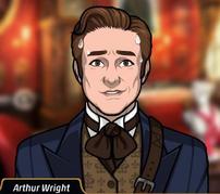 Arthur sudando2