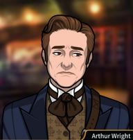 Arthur triste