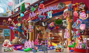 Tienda de Juguetes - Había una Vez un Crimen