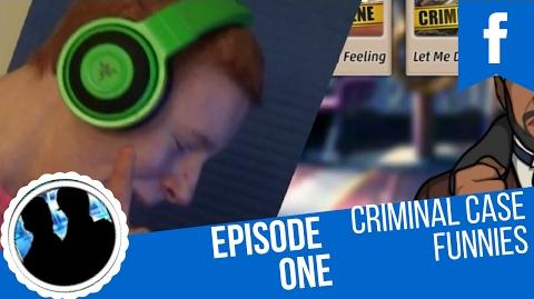 Criminal Case Funnies Episode 1 (Cases 8,9 and 12)
