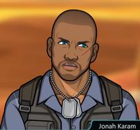 Jonah pensando 1