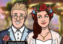 Charles y Madeline - boda 1