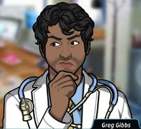 Greg en Quemada