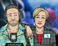 Karen y Frank - Utopía virtual