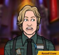 Russell Asustado 2