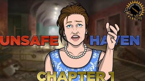 YEP, SHE'S DEAD - Criminal Case Mysteries of the Past Case 48 - Unsafe Haven Chapter 1