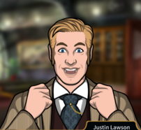 Justin en Cae el Techo de Cristal