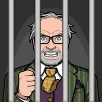 Darius en prisión