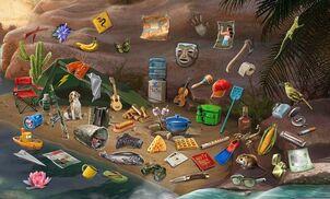4. Campamento del Oasis - Caso 100