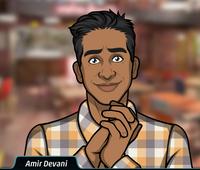 Amir Rogando