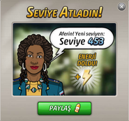 DianeParkerSeviye