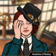 MaddieTired