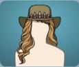 Crocodile hat f