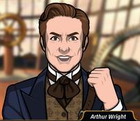 Arthur confiado