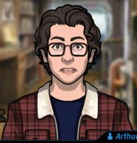 Arthur en Escarabajo Asesino