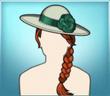 Flower Hat PB
