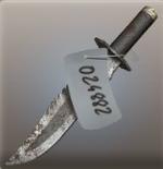 Sam's knife