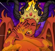 DemonQueenDeath