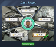 Daily Bonus - New