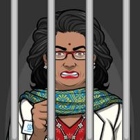 Shweta en prision