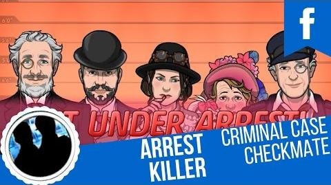 Criminal Case Mysteries of the Past Case 15 Out of Steam Arrest Killer!