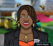 Gloria Rodeada de abejas3