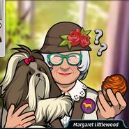 Margaret cupcake