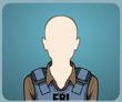 Mavi FBI Hücum YeleğiK