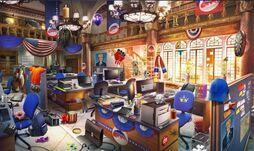 Oficinas políticas centrales