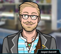 Jasper Everett