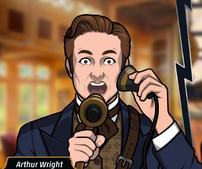 Arthur En el teléfono2