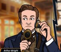 Arthur En el teléfono3