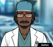 Nathan sad