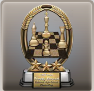 Chess trophy
