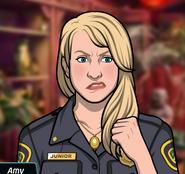 Amy Kızgın