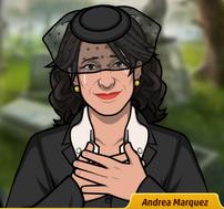 Andrea Llorando 1