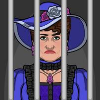 Franca en prisión
