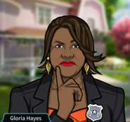 Gloria Reflexionando1