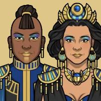 Ramses y Shabaka