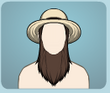 Amish haircut