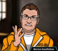 Warren en prisión