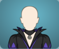 Witch robe f