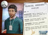 Descripción de Gabriel Herrera
