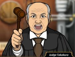 Judge Takakura