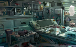 2. Operating Table