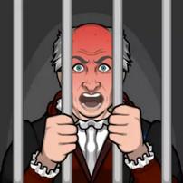 Charles en prisión